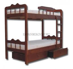 Двухъярусная кровать Филя